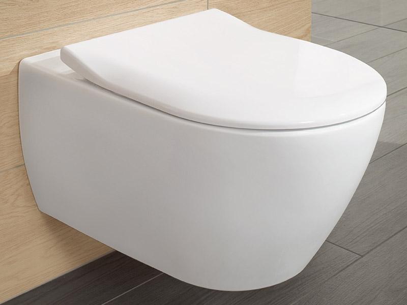 villeroy boch subway 2 0 wand wc directflush. Black Bedroom Furniture Sets. Home Design Ideas