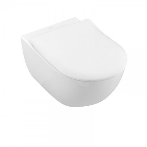 Villeroy & Boch Subway 2.0 Wand-WC spülrandlos Combi-Pack