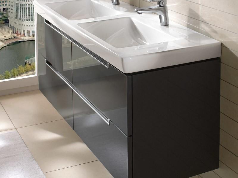 Turbo Villeroy & Boch Subway 2.0 Waschtischunterschrank für WE96