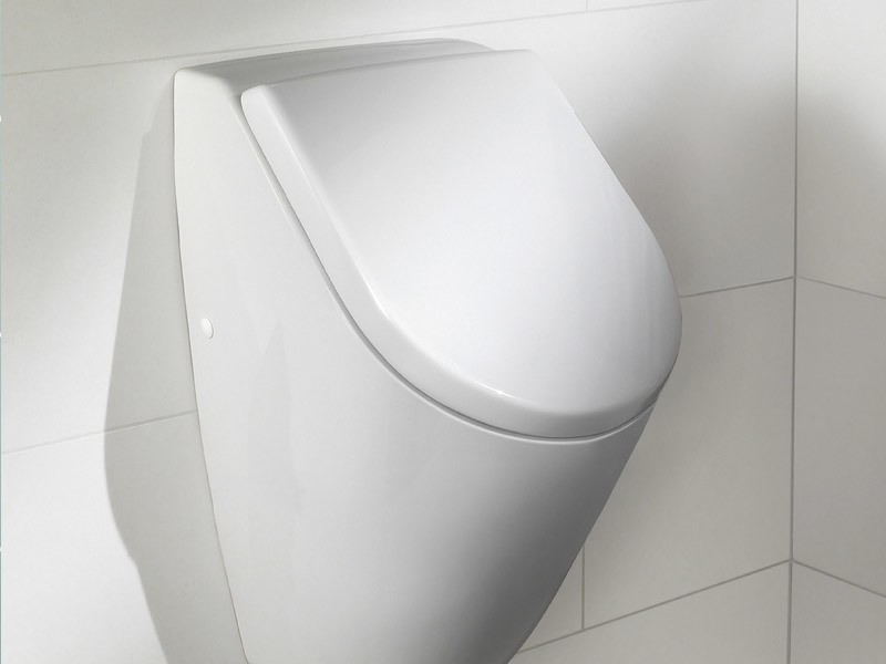villeroy boch subway aveo new generation absaug urinal. Black Bedroom Furniture Sets. Home Design Ideas