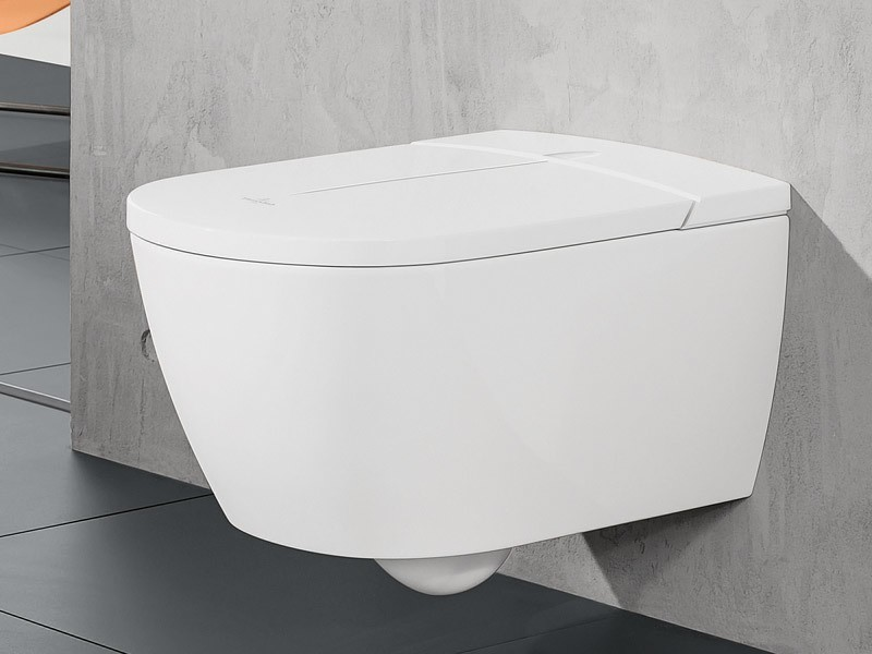 Villeroy & Boch ViClean-I100 Dusch-WC DirectFlush