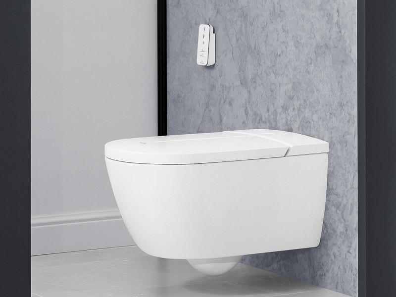 villeroy boch viclean i100 dusch wc directflush. Black Bedroom Furniture Sets. Home Design Ideas