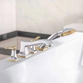 Badewannen armaturen unterputz  Ihre Badewannenarmatur, Aufputz oder Unterputz | BadDepot.de
