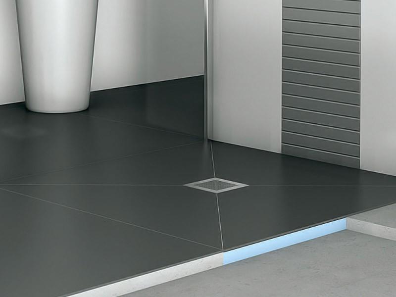 Wedi Fundo Plano Bodenelement Für Bodengleiche Duschen Bild 2
