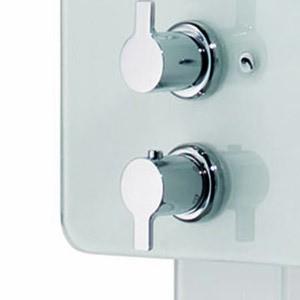 hsk duschpaneel softcube xs 2. Black Bedroom Furniture Sets. Home Design Ideas