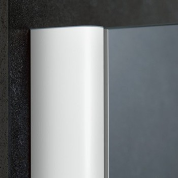 kermi vario 2000 badewannenaufsatz faltwand 3 fl gelig ber badewanne. Black Bedroom Furniture Sets. Home Design Ideas