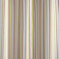 Polyester, coloured stripes