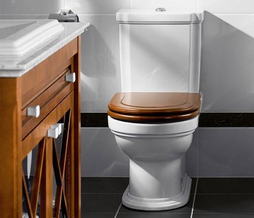 villeroy boch hommage wc sitz nu baum gebeizt. Black Bedroom Furniture Sets. Home Design Ideas