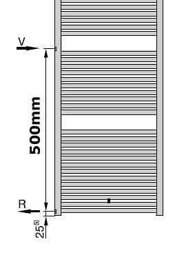 Super Zehnder Toga Austausch Badheizkörper | BadDepot.de EK56