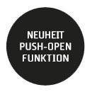 Push-Open-Funktion
