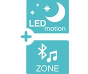 LEDmotion Beleuchtung +<br>Music Zone