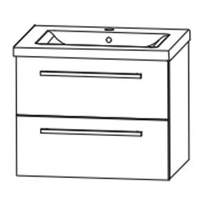 laguna magic waschtischunterschrank f r ideal standard connect waschtisch. Black Bedroom Furniture Sets. Home Design Ideas