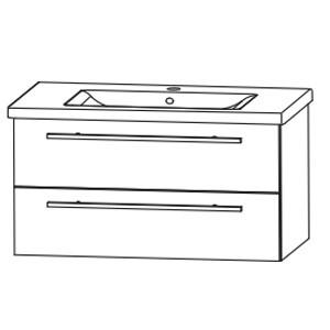 laguna magic waschtischunterschrank f r ideal standard. Black Bedroom Furniture Sets. Home Design Ideas