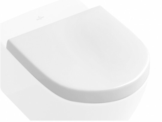 Villeroy & Boch Sunberry / Subway WC-Sitz