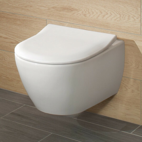 Villeroy & Boch Subway 2.0 Wand-WC spülrandlos