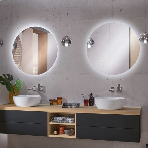 Sanipa Reflection LED Spiegel Lola