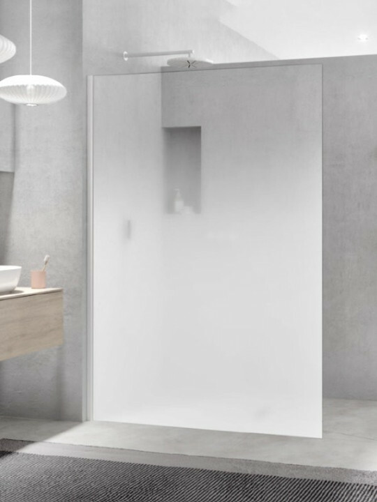 Kermi Walk-In XC Duschwand WhiteLine