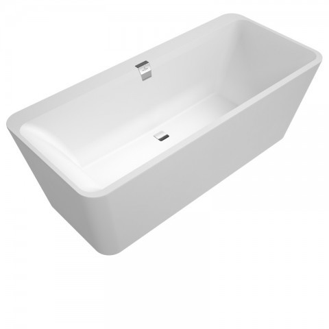 Villeroy & Boch Squaro Edge 12 Excellence Duo Badewanne