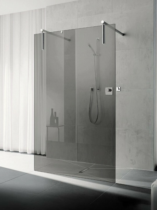 Kermi Walk-in-Shower XS Free