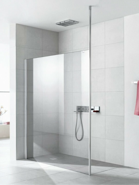 Kermi Walk-in-Shower XS Wall