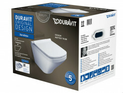Duravit DuraStyle Wand-WC rimless Combi-Pack