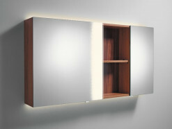 Burgbad Spiegelschrank LED (Sys30, Coco)