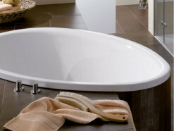 Bette Pool Oval Badewanne