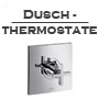 Duschthermostate