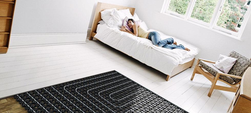 fu bodenheizung nachr sten. Black Bedroom Furniture Sets. Home Design Ideas